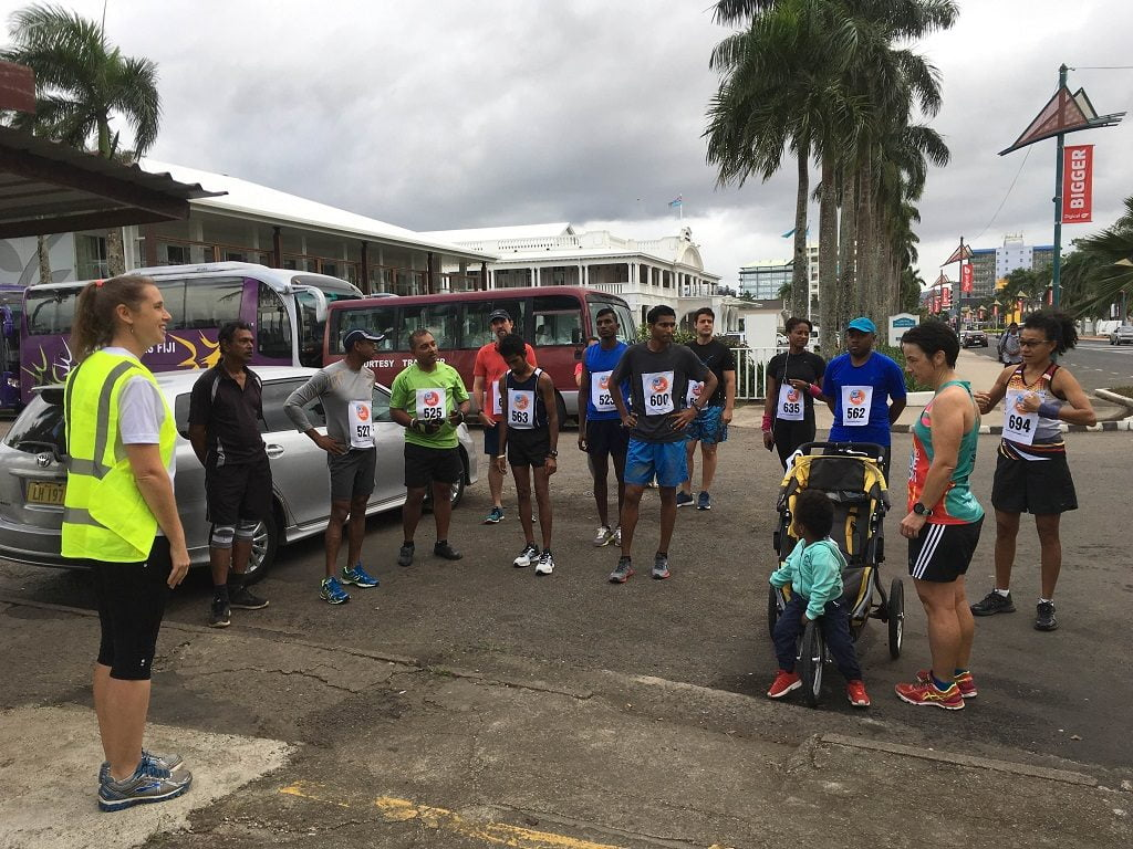 Results from Saturday Time Trial Run – 3rd September 2016