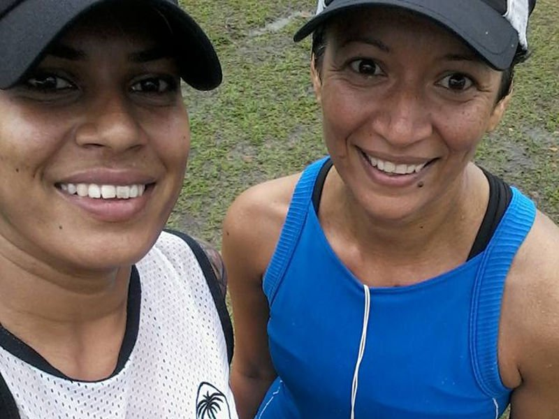 Noeline Mallam will be one of the runners using the Munro Leys Suva Challenge as a build up to the Island Chill Suva Marathon