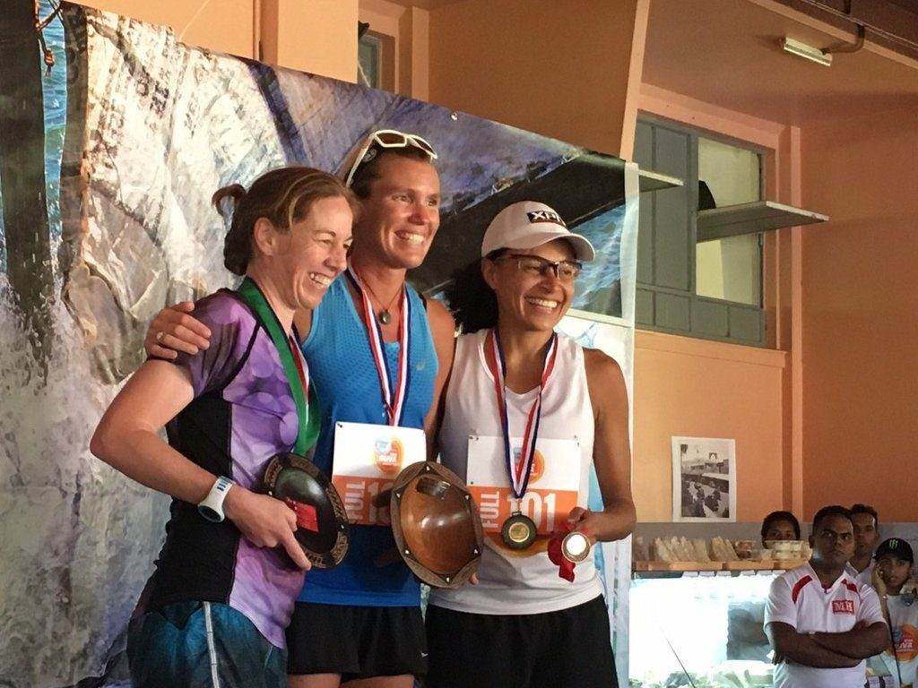 Suva Marathon 2016 - Women Winners