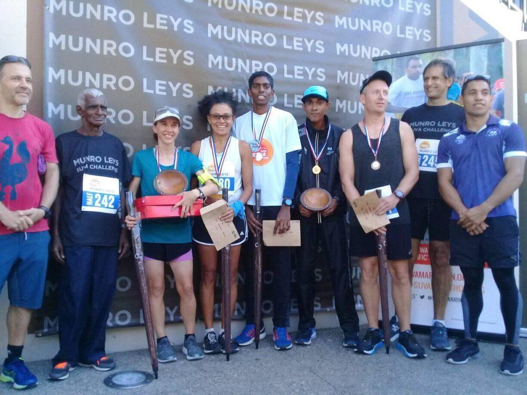 Half marathon winners! #mlsc2018 #munroleys #suvachallenge #suvamarathonclub