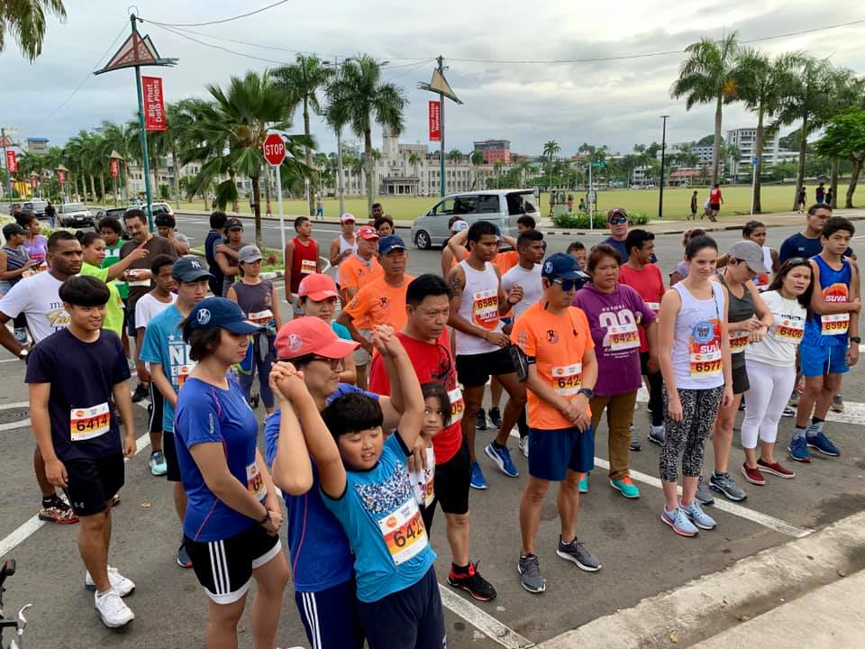 Results from Saturday Social Run - 5k & 10k - 2 February